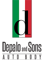 Depalo and Sons Autobody Logo